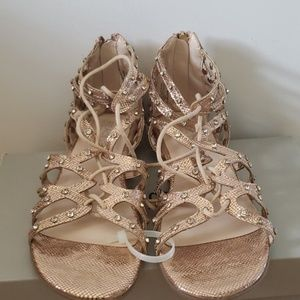 Kenneth cole sandals girls size 2